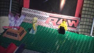 Lego WWE Raw: Ryback vs Fandango