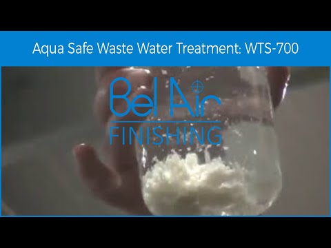 Bel Air Finishing Tumbling Waste Water Treatment (Aquasafe WTS-700)