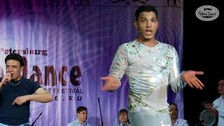 MOHAMED ZAZA - Gala Сlosing 27 August 2017, «Ethno Dance»