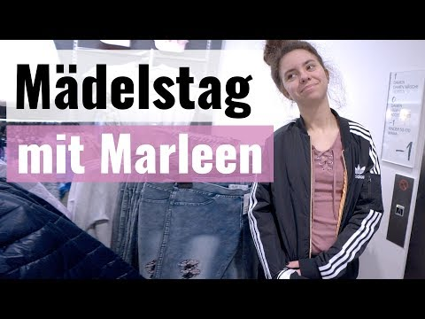 Klamotten kaufen für Mares und Marleen / EEZ / 6.3.18 / MAGIXTHING