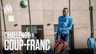 Défi coup-franc | Payet, Sanson, Germain, Ocampos