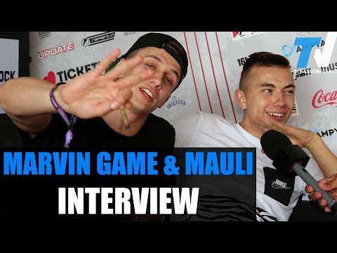 MARVIN GAME & MAULI Interview: Berlin, Trap, Joint, Kid Ink, Streetlife, Out4Fame, Splash, VBT
