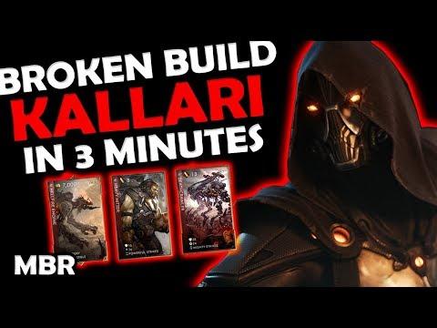Paragon V42 Guide | Broken Kallari Off-Lane Build In 3 Minutes! | Cards / Gems / Attributes