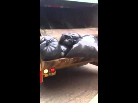 Packing Garbage truck 10