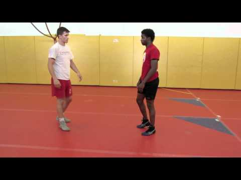 Chris Prickett Technique Session: Underhook -  Head Snap To Single Leg Finish