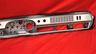 1967 Oldsmobile Cutlass Dash
