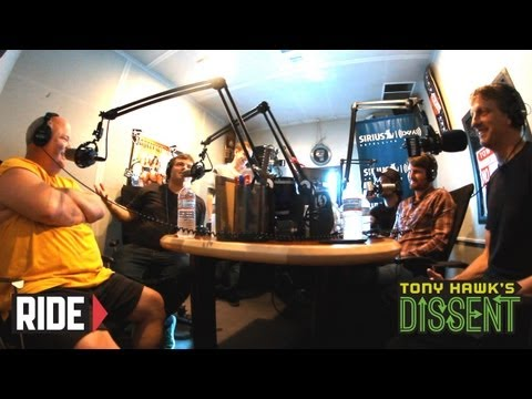 Tony Hawk Interviews Jack Black and Kyle Gass of Tenacious D