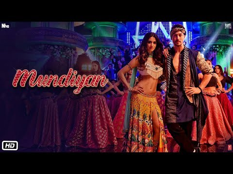 Baaghi 2: Mundiyan Video Song | Tiger Shroff | Disha Patani | Ahmed Khan| Sajid Nadiadwala