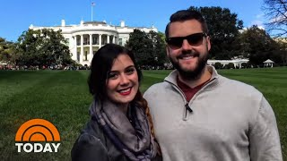 How 1 Couple Divided By Politics Found Love | TODAY
