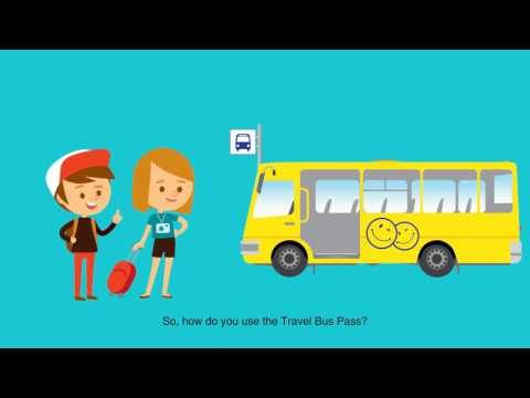 Unlimited Bus Ride with Travel Bus Pass
