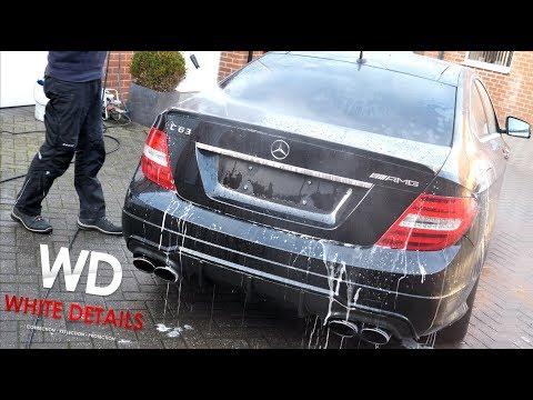 FULL DETAIL on Mercedes AMG - VLOG 063