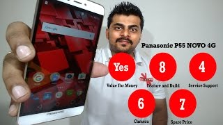 Review Panasonic P55 NOVO 4G service support and Gaming Review | know your gadget