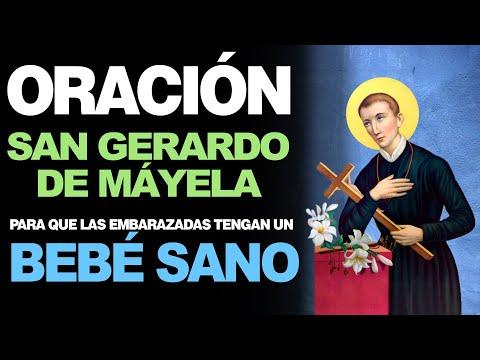 🙏 Oración a San Gerardo de Máyela para QUE LAS EMBARAZADAS TENGAN UN BEBÉ SANO 🤰