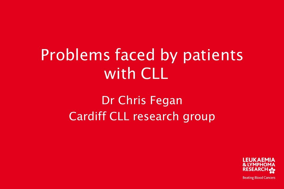 Symptoms, Side Effects, Work | CLL Support Association