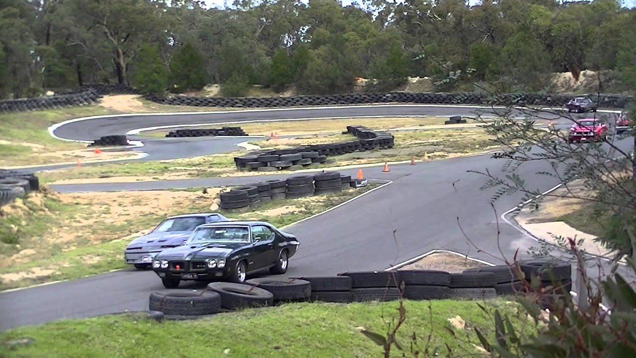 Pontiac Nationals Goulburn 2015 Racing