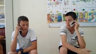 Фрагмент занятия в интенсивной группе обучения разговорному осетинскому языку