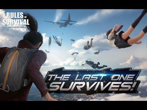 1000 LIKES BESOK GUNDUL :( - Rules of Survival Indonesia