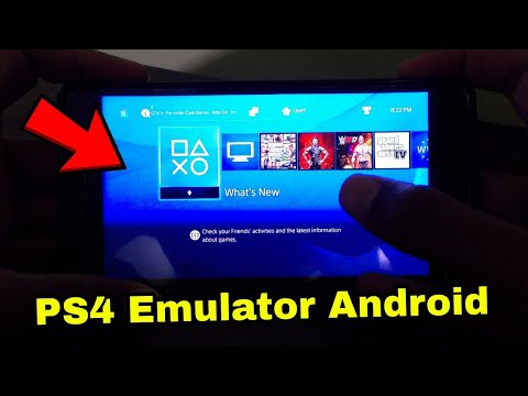 Download Ps4 Emulator For Android Ps4 Emulator Android