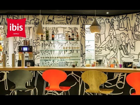 Discover Ibis Hamburg City • Germany • Vibrant Hotels • Ibis