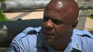Minneapolis leaders respond to demotion of MPD deputy chief