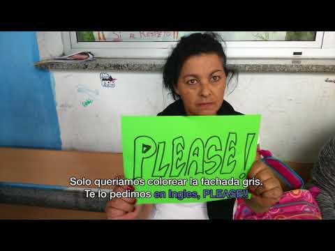 Madres raperas de la escuela pública Miribilla cantan contra la exclusión y por la diversidad
