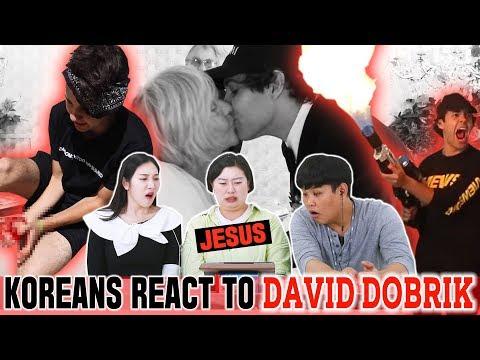 Koreans In Their 30s React To DAVID DOBRIK
