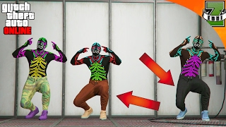 GTA 5 ONLINE BODYSUITS OUTFIT GLITCH | BODYSUITS OUTFITS MIT BUNTEN HOSEN BEKOMMEN by HERZ Movie