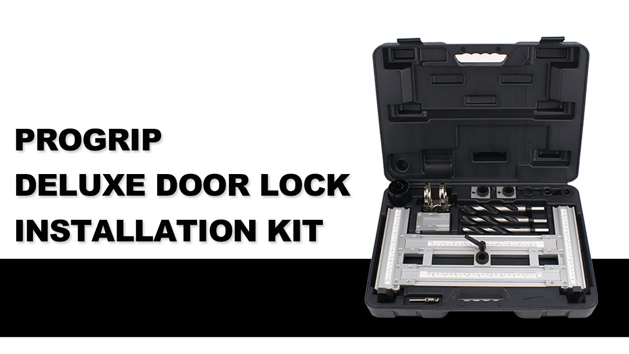 installation vip to product lock door outlet dewalt zoom hover kit