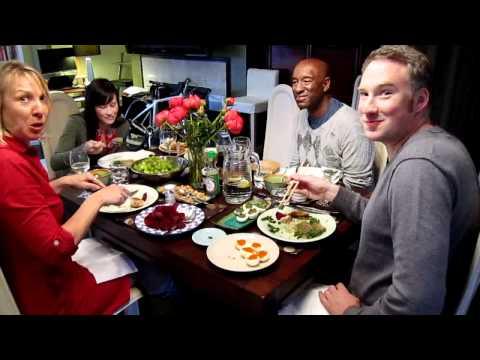 Dinner San Francisco - Writers, Teachers, Lawyer/Writer, Dreamworks Engineer