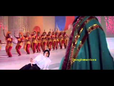 Sharaabi शराबी (1984): Mujhe Naulakha Manga De Re_ Log Kehte Hain Main Sharabi Hoon__7sw.