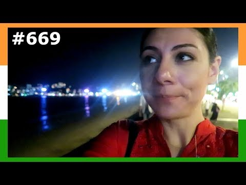 FIRST TIME ALONE IN MUMBAI INDIA DAY 669 | TRAVEL VLOG IV