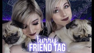 FURRY FRIEND TAG with Lola | Alex Dorame