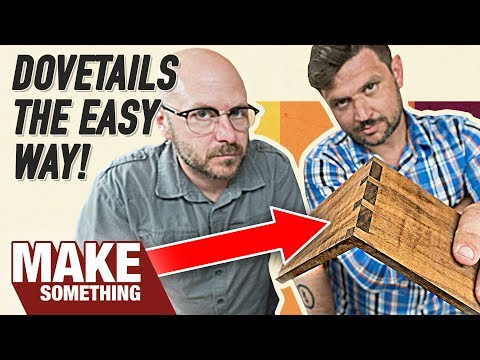 Getting Started Cutting DOVETAIL Joinery // TIPS & TRICKS