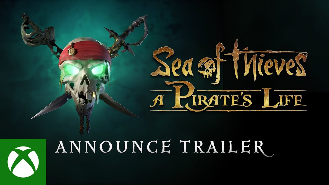 Download Sea of Thieves: A Pirate's Life - Announcement Trailer