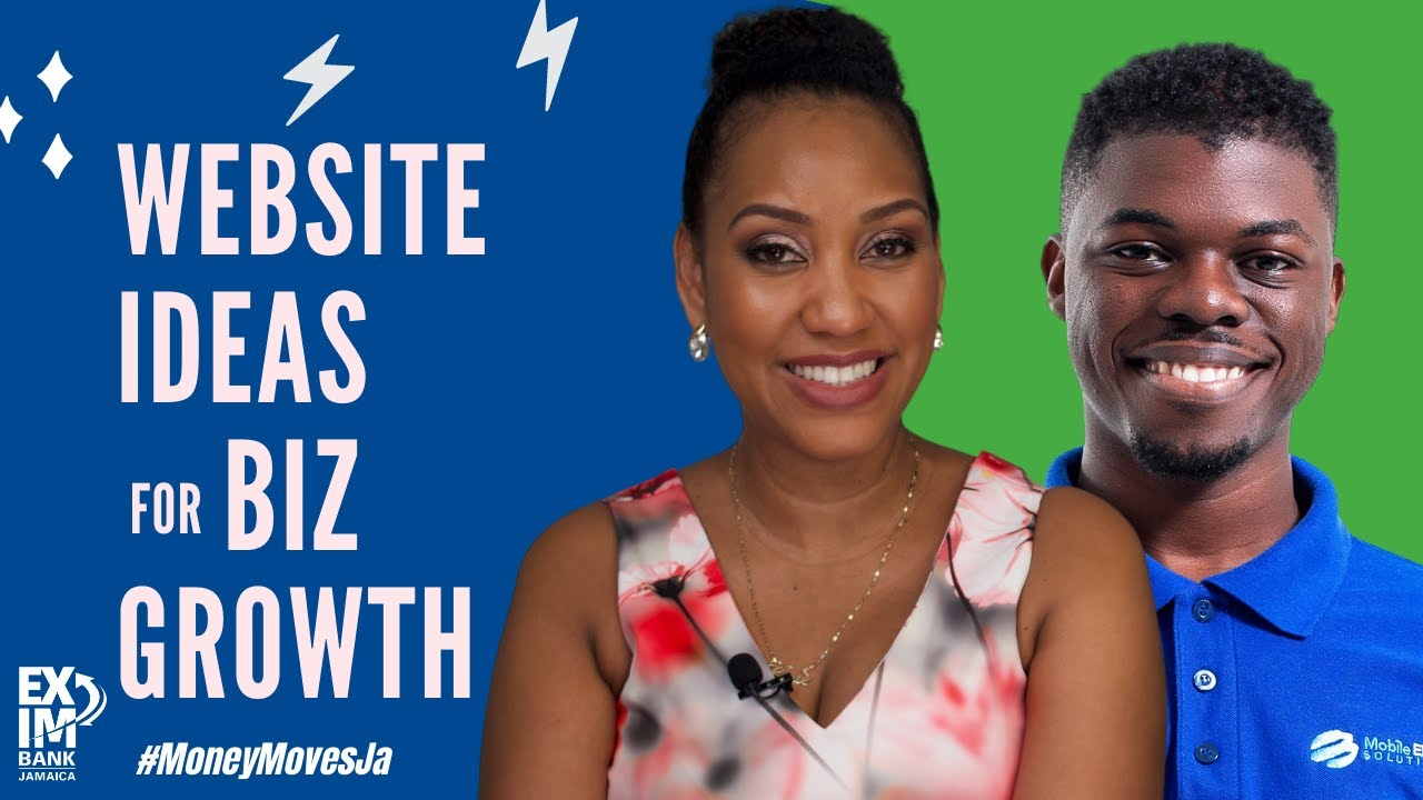 #MoneyMovesJa - HOW TO DEVELOP AN EFFECTIVE WEBSITE
