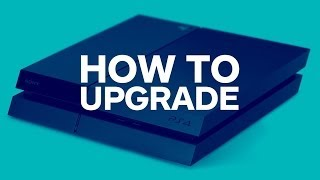 How to Upgrade a PS4 Hard Drive - IGN Strategize(, 2013-11-15T18:44:05.000Z)