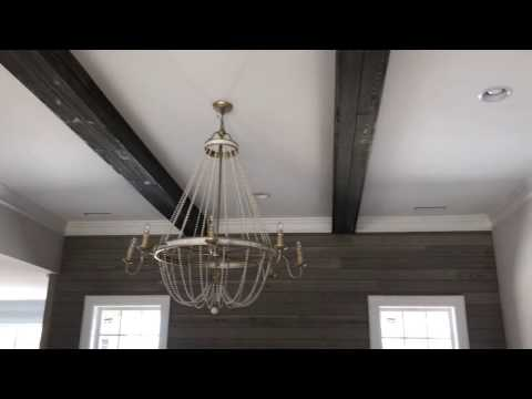 Custom Home In Harrisburg, NC - PresPro Homes - 7969 Dell Dr Lighting Walkthrough