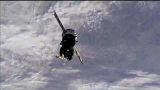 Expedition 49 Departs from the ISS