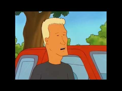 Boomhauer talks for 1 hour