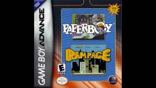 Paperboy & Rampage (GBA Music 2005)