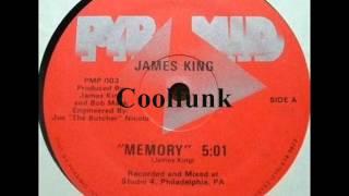 "James King - Memory (12"" Modern-Soul 1985)"
