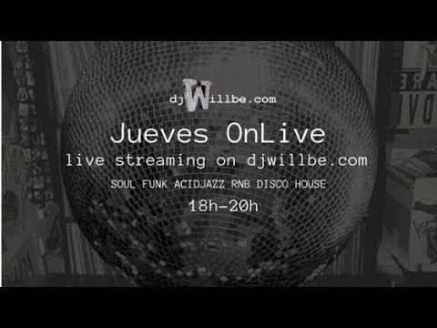 Jueves OnLive RnB Funk AcidJazz Disco