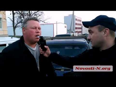 Видео Новости-N: В Терновке пьяный водитель на «Жигулях» врезался в маршрутку