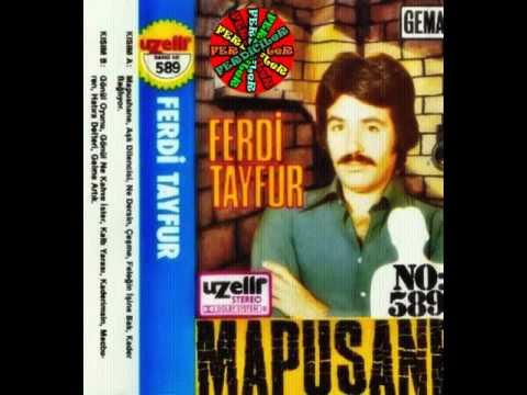 Ferdi Tayfur Mapushane (Albüm)