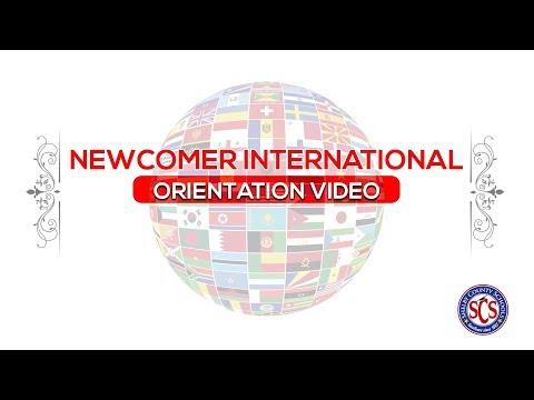 Newcomer International Orientation Video (English)