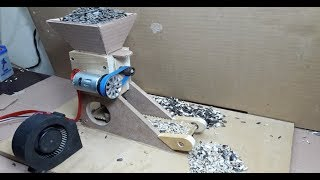 Sunflower Seeds Shell Removing Machine || Teaching 24 ||