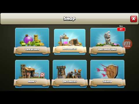A True clash of clans hack 2017 100% working no BS!!