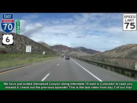 2K14 (EP 7) Interstate 70 in Colorado: Mile 130 To Mile 180