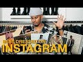 TOP 5 BEST DRESSED ON INSTAGRAM | MENS FASHION