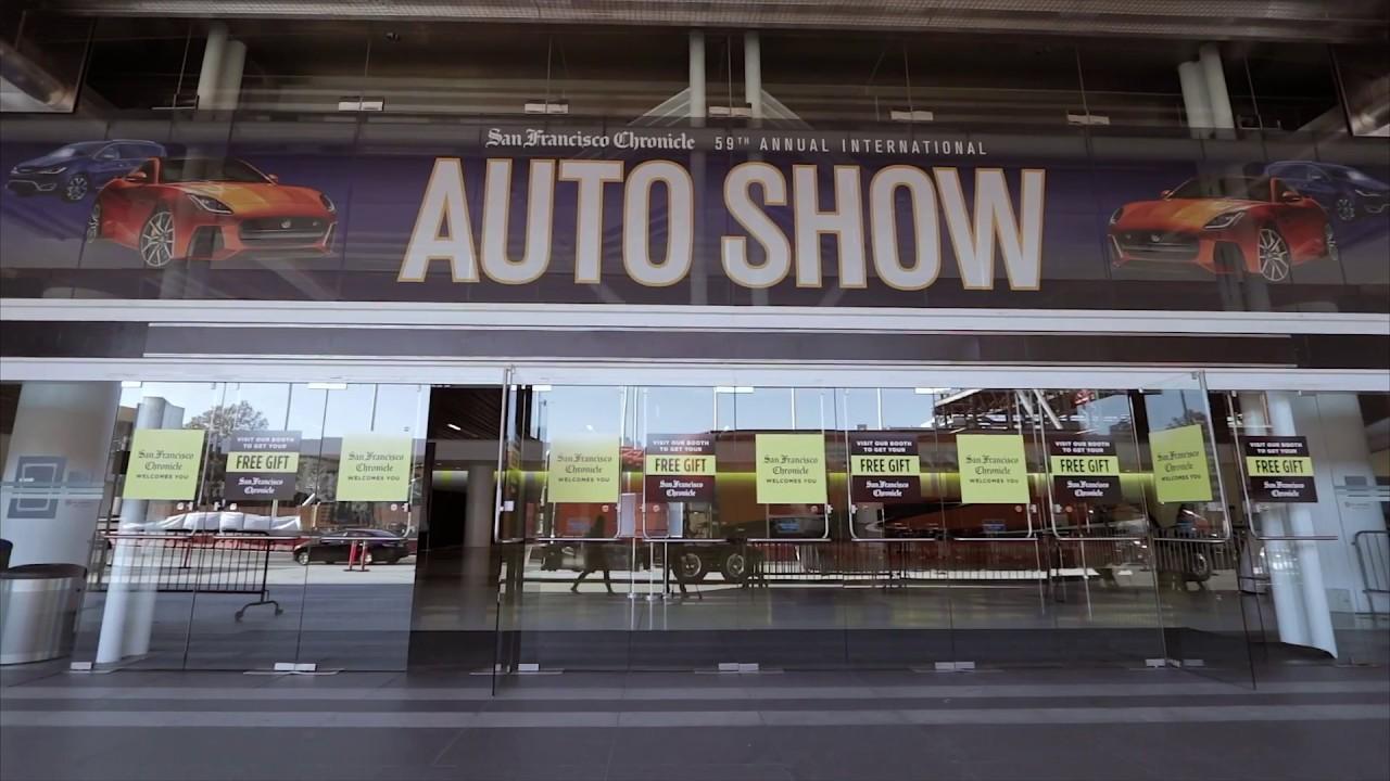 San Francisco Auto Show 2016 Official Promo - YouTube